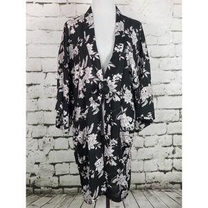 SPIRITUAL GANGSTER Floral Kimono Robe